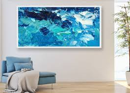 extra large wall art ocean painting sea painting abstract art intended for ocean wall art  on extra large ocean wall art with photo gallery of ocean wall art viewing 3 of 20 photos