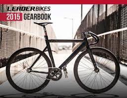 leader bikes 2016 gear book