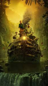 Jungle Cruise 2020 Poster 4K Ultra HD ...