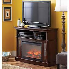 Pleasant Hearth Riley Media Electric Fireplace  23 Inches Walmart Electric Fireplaces