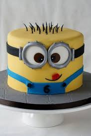 Minions Birthday Cake Jacobs 1st Birthday In 2019 Birthday Cake