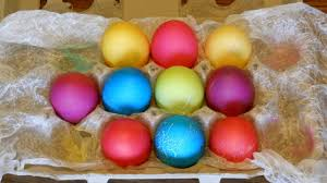 Food Dye Color Chart For Easter Eggs How To Dye Easter Eggs With Food Coloring