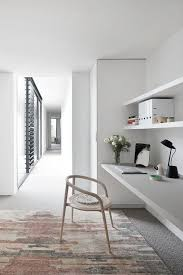 modern office storage. robson rak the contemporary renovation of a 1980s home in melbourne modern office storage c