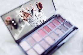 free stock photo of brush blur makeup colors