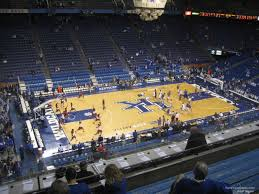 Rupp Arena Section 233 Kentucky Basketball Rateyourseats Com