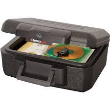 fireproof safes com sentrysafe 1200 fire safe lock box