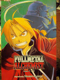 fullmetal alchemist vol book exchange redditgifts