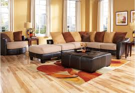 Rooms To Go Living Room Set Livorno Leather 5 Pc Living Room Set Rooms To Go Furniture