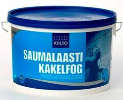 Плитка <b>Kiilto Затирка</b> для плитки KESTO (<b>Kiilto</b>) (Финляндия ...