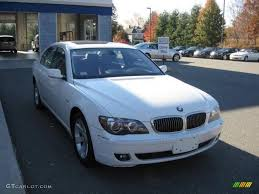 2006 Alpine White BMW 7 Series 750i Sedan #21378295   GTCarLot.com ...