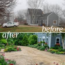 Before and After: An Awkward Driveway Makeover