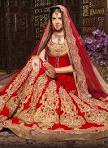 Latest indian bridal wedding dresses collection