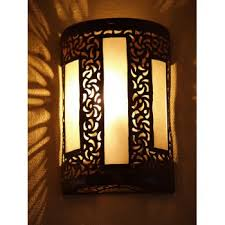 moroccan wall lamps moroccan wall