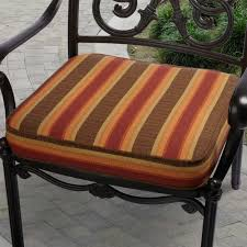 seat cushions for outdoor metal chairs. furniture: stiped chair cushion and stripe sunbrella outdoor . seat cushions for metal chairs n