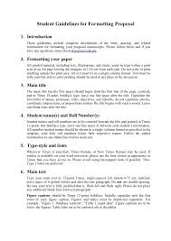 Printer Spacing Chart Template Image Result For Project Proposal Format For Student