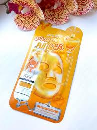 ♀️<b>Маска для лица</b> Elizavecca Collagen Deep Power Mask Pack ...
