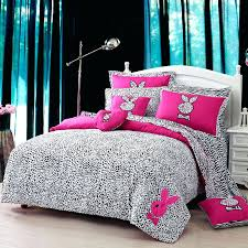 pink bed set ding victorias comforter cheetah from sets queen