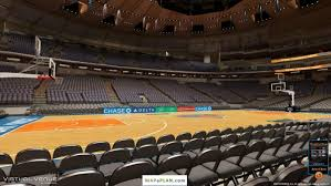 madison square garden seating chart view from section 10