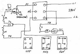3 phase drum switch wiring diagram wiring diagram and fuse box how to wire a single phase motor forward and reverse at 3 Phase Drum Switch Wiring Diagram