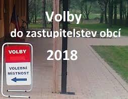 Výsledek obrázku pro volby 2018