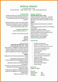 7 Example Of A Simple Cv Penn Working Papers