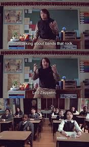 School Of Rock Quotes Impressive School Of Rock Movie Quote Led Zeppelin Movie Quote Robert