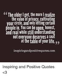 Privacy Quotes Classy GThe Older Iget The More L Realize The Value Of Privacy Cultivating