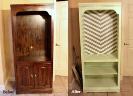 paint laminate furniturePinterest and the Pauper How to Refinish Laminate Furniture No