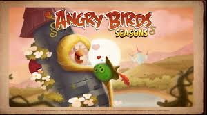 Rovio updates Angry Birds Seasons and Friends in time for Valentine's Day