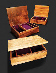 pure and simple jewelry box