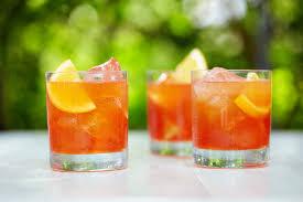 Light Cocktails The Best Low Alcohol Cocktails Epicurious