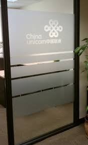 office glass door design. Etched Frosted Glass Vinyl On Office Wall Door Design I