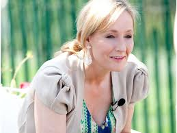 j k rowling shares insights into her writing style