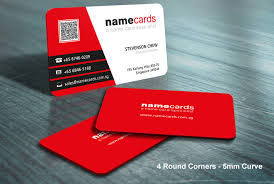 Hot Stamp Name Card Namecard Printing In Singapore From