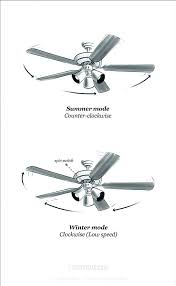 fan rotation summer correct ceiling fan rotation summer direction switch up or down fan rotation for