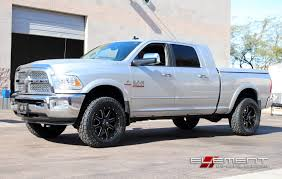 dodge ram 2014 custom. 20 inch fuel maverick blackmilled on 2014 dodge ram 2500 2 level custom