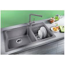 Blanco Naya 8 Silgranit Sink Blanco Linus Sink Mixer Silgranit Look