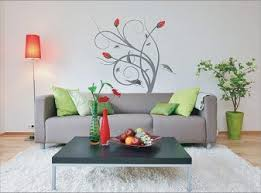 Small Picture Outstanding Creative Wall Painting Ideas For Living Room Art