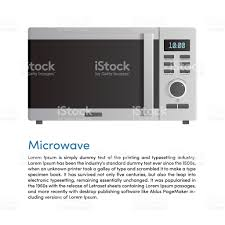 Modern Microwave modern microwave stock vector art 534111852 istock 3088 by guidejewelry.us