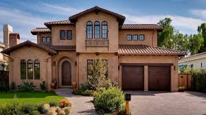 Tuscan Style Homes Pictures Youtube Tuscan Design Homes