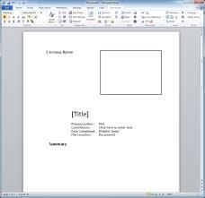 Word Template Microsoft Tech Writer Templates Microsoft Word Templates For
