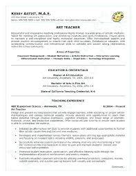 It Skills Resume Classy Junior Lecturer Cv Sample Resume Best Career Objective Teacher