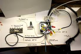 wiring up the electric brakes in vintage trailer discussion forum