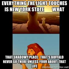 everything the light touches is new York state what that shadowy ... via Relatably.com