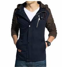 prime mens cotton cargo jacket