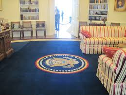 oval office rugs. THIS PRESIDENTIAL SEAL IS ON THE OVAL OFFICE CARPET AND USED AS SCATTER RUGS THROUGHOUT MUSEUM Oval Office Rugs V