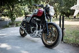 kratos custom cycle cafe racer philippines