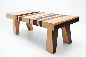 design wooden furniture. Wood Con Fusion Chissick Design Turns Salvaged Scraps Into Beautiful Fused Wooden Furniture N