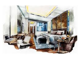 interior design drawings perspective.  Design Interior Design Perspective Drawing Beautiful Drawings  Bedroom Minimalist   Throughout P