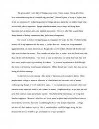 henry david thoreau essay term papers zoom zoom